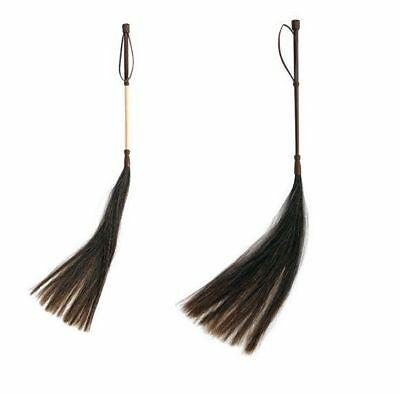 MACTACK FLY WHISK F1 (brown leather) (MAC5645)
