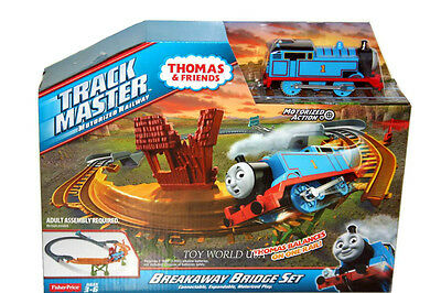 Thomas & Friends Track Master Breakaway Bridge Set Fisher-Price