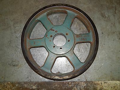 """5 Groove V-Belt Pulley Sheave Max 1250RPM 20-3/8""""(20.375) OD"""
