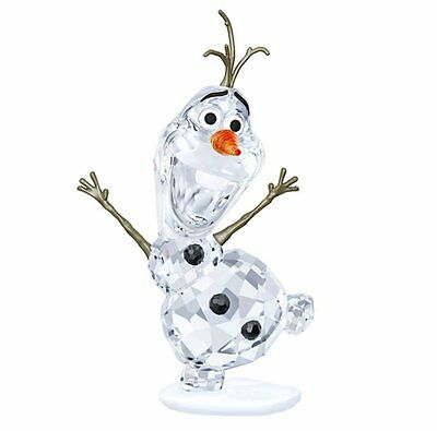 Swarovski Olaf, Disney film Frozen Crystal Authentic MIB 5135880