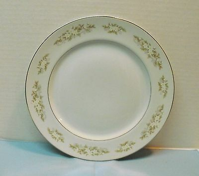 International Silver Co Fine China Dinner Plate 326 Springtime Japan