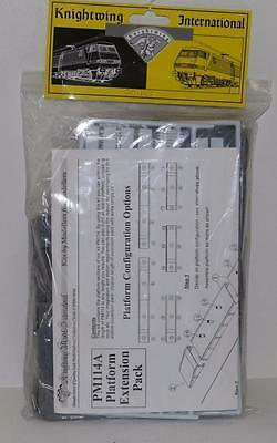 OO Scale Knightwing Platform Extension Pack plastic kit PM114A (JV180)