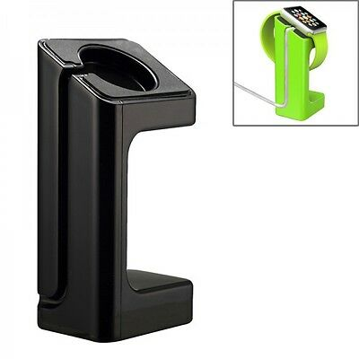 Mount Black for Apple Watch Table Stand Accessories Loading Station 38 mm 42 mm