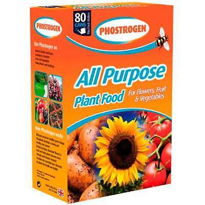 Bayer Soluble Phostrogen Plant Food 80 Watering Cans