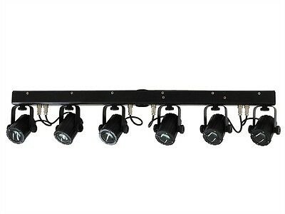 Eurolite LED SCY-BAR TCL Lichtset, DMX - 6-LED Spots