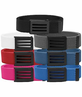 New For 2017 - adidas Golf Performance Men's Golf Webbing Belt - One Size