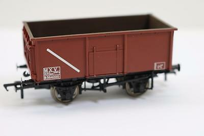 OO scale Bachmann 16 Ton steel mineral wagon in BR bauxite no Top 37-252 (BM022)