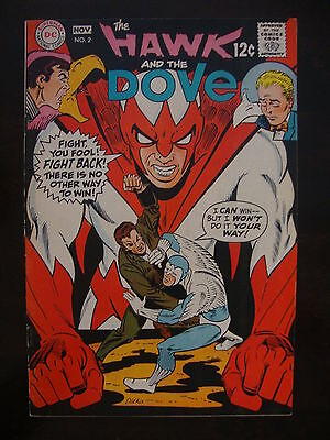 Hawk And The Dove #2 VG+ Fight Back You Fool