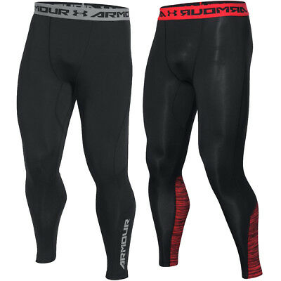 Under Armour 2016 Mens UA CoolSwitch Baselayer Compression Gym Sports Legging