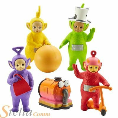 """Teletubbies Collectable 3"""" Toy Action Figures - BRAND NEW"""