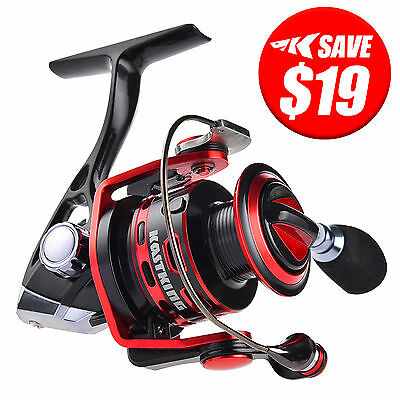 [Big Clearance Sale]KastKing Orcas II Spinning Reels  - Smooth, Powerful