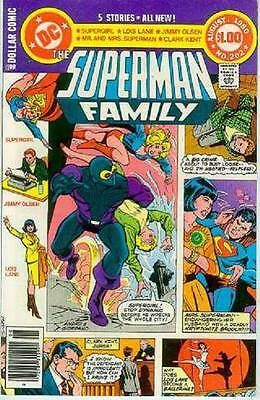Superman Family # 202 (68 pages) (USA, 1980)