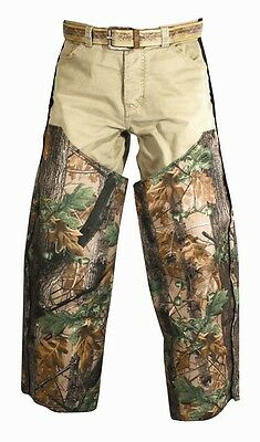 Jack Pyke Waterproof Outdoor Leg Cordura Chaps Hunting Walking