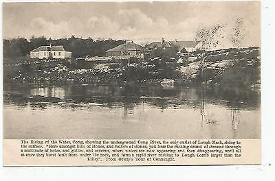 irish postcard ireland mayo cong