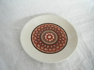 C4 Pottery Lord Nelson Jewel Song Side Plate 17cm 1C2C