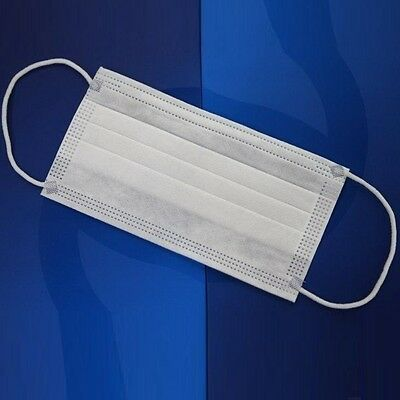 Disposable Surgical Medical Face Mouth Dust Clean Hygienic Mask & Ear Loop 08251