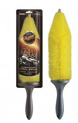 Meguiar`s Ultra Safe Wheel Spoke Brush X1160 Felgenbürste Speichenbürste