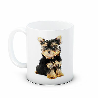 Yorkshire Terrier Yorkie Yorky Dog Puppy - High Quality Ceramic Coffee Tea Mug