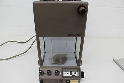 Vintage Scientific Products Mettler H20T, See Description