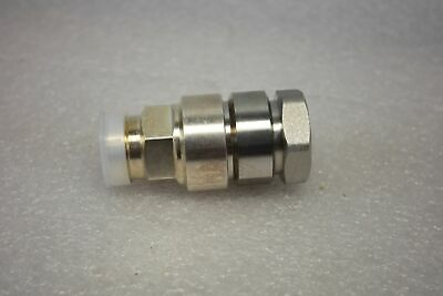 """11x Huber Suhner RF Coaxial Connector 7/8"""" 21_716-50-23-13"""