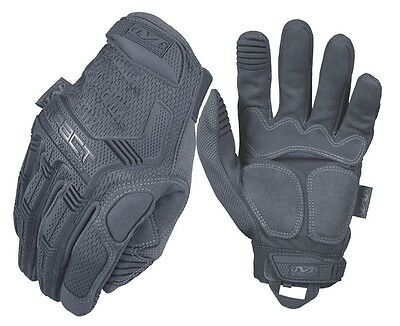 US Mechanix Wear M Pact Ranger Gloves Army Gloves Grey Grey S / Small
