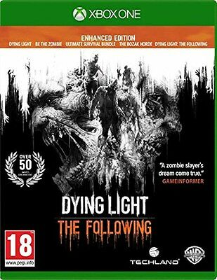 Dying Light: The Following - Enhanced Edition (Xbox One) [NEW GAME]