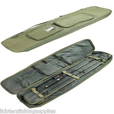 Fishing Travel Rod Holdall Bag Case For Travel Telescopic Fishing Rods NGT 704