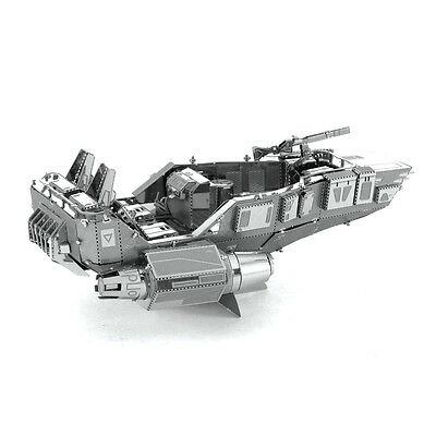 Metal Earth Star Wars Metallbausatz 3D FIRST ORDER SNOWSPEEDER Puzzles & Geduldspiele