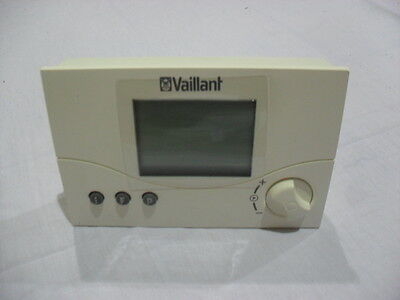 Vaillant VRT230 Programmable Room Thermostat 0020010841