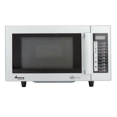 Amana - RMS10TS - 1000 Watt Commercial Microwave Oven