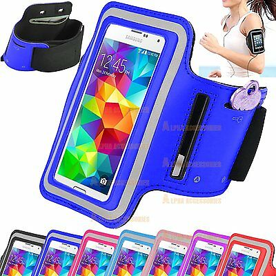 Sports Gym Running Armband Case Cover For Samsung Galaxy S5,S6,S6 Edge
