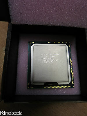 Intel Six-Core XEON X5650 2.66Ghz 12M Processor CPU Step code SLBV3 Hex 6-Core