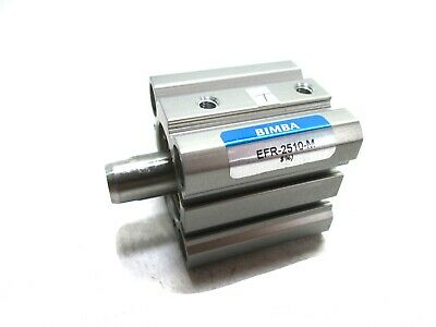 Bimba EFR-2510-M Air Cylinder, Single Acting Spring Extend, Bore: 25mm