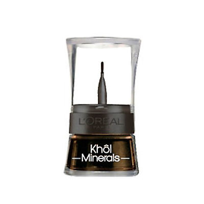 L'Oreal Eye Liner Powder Kohl Minerals Iced Chestnut 05