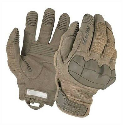 US Mechanix Wear M Pact 3 Tactical Army Outdoor Handschuhe Gloves Coyote L Large