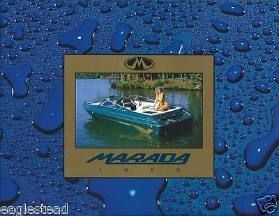 Boat Brochure - Marada - Product Line Overview - 1995  (SH112)