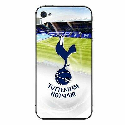 Tottenham Hotspur Football Club Crest 3-D iPhone 4/4s Hard Case Free UK P&P