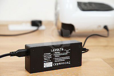 Lavolta Charger Adapter Power Supply Wheel Smart Balance Scooter Electric Board