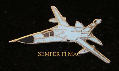 F-111 Advark Hat Lapel Pin Us Air Force Sac Afb Pilow Crew Wing Gift Afb Wow