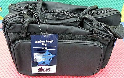 US PeaceKeeper Medium Range Bag Black #P21115