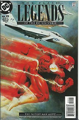 Legends Of The Dc Universe #15 (The Flash)