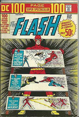 Dc 100 Page Super Spectacular #22 (1973) Vgf/fn- (5.0/5.5) Flash