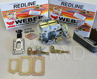 High Performance Weber Kit fits Nissan 210 310 B110 B210 w/ A12 A14 A15