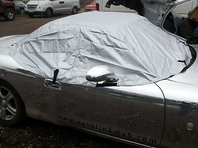 Car cover, soft top Mazda MX-5 mk1 mk2 mk2.5, MX5 hood waterproof roof protector