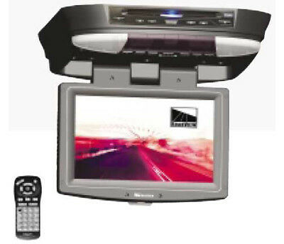 Roadview Rc-9.2 Mobile Video Active Matrix Tft 9.2-Inch Flip Monitor With Dvd