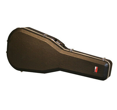 Gator Cases Gc-Apx Deluxe Molded Case For Apx Style Abs Acoustic Electric Guitar