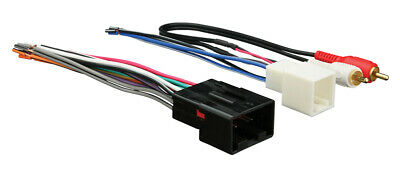 Metra 70-5519 FORD LINCOLN 98-06 BYPASS WIRE HARNESS