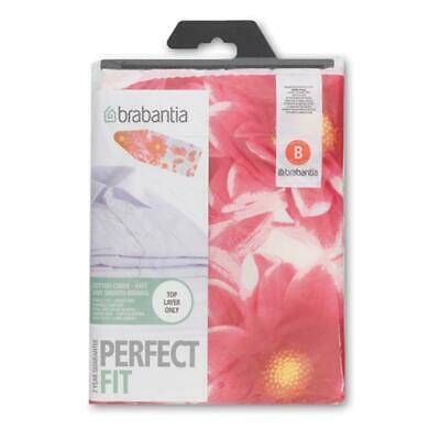BRABANTIA IRONING BOARD COVER SIZE B 124 x 38cm - ASSORTED PATTERNS