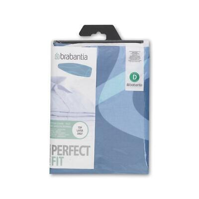 BRABANTIA IRONING BOARD COVER SIZE D 135 x 45cm - ASSORTED PATTERNS