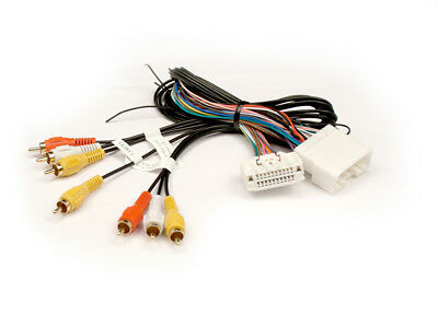 Pac CHYRVD Factory Ves Retention & Video Output Cable For Chrysler/Dodge/Jeep